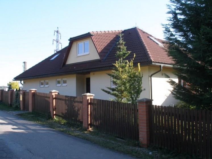 stavby-podkrovní domy