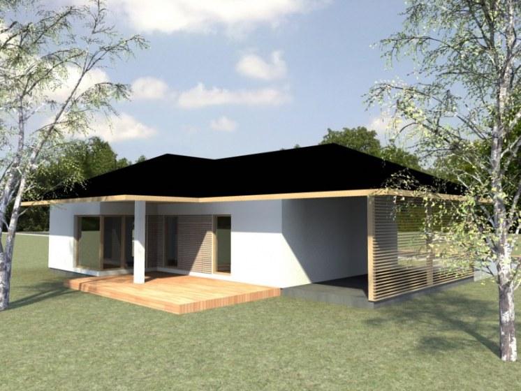 KLASIK bungalow 1 - 1