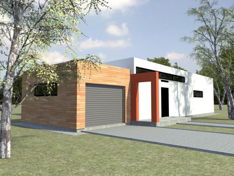 DESIGN bungalow 3 - 1