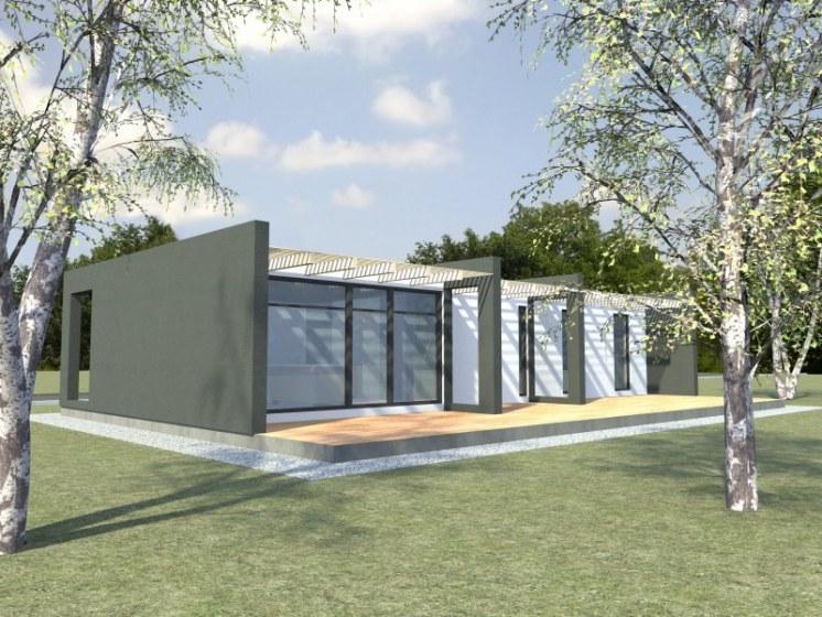 DESIGN bungalow 1 - 2
