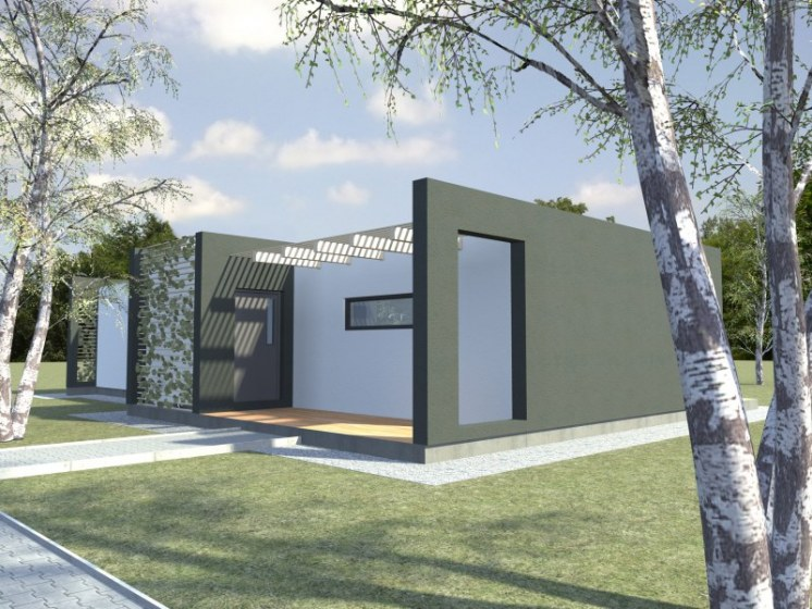 DESIGN bungalow 1 - 3
