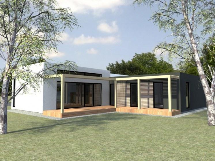 DESIGN bungalow 3 - 3