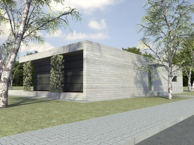 DESIGN bungalow 2 - 4