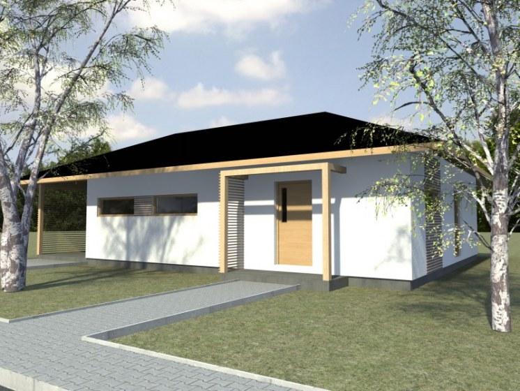 KLASIK bungalow 1 - 80m2 - 4